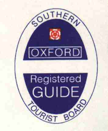 Guides approved by Southern Tourist Board pass a rigourous examination about all aspects of UK life and history